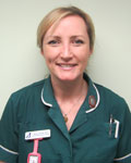 Alex Aldridge, nurse at Lamorna House Veterinary Centre